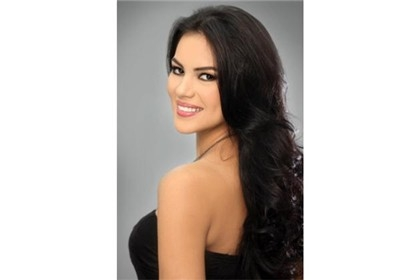 Miss Mundo 2012: As&#237; se presenta la candidata de Ecuador, Cipriana Correia