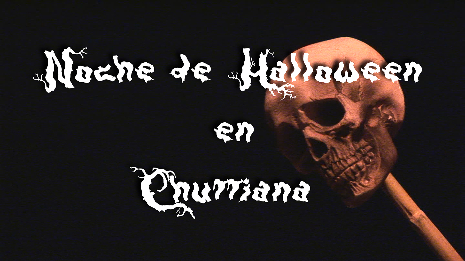 Noche de Halloween en Churriana