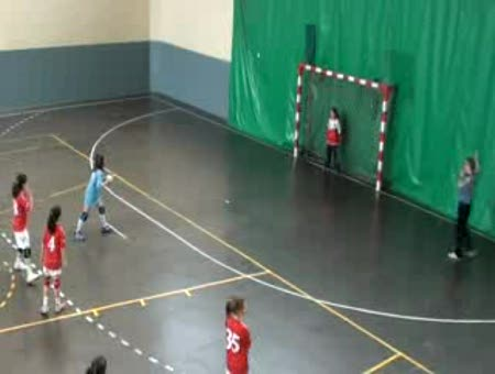 Gol fantasma penalty balonmano benjamin