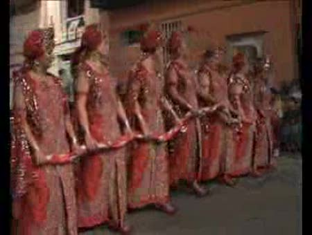Parte 4: Desfile de la Entrada Moros y Cristianos