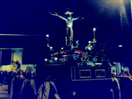 Señor de la Salud Santa Fe 2011