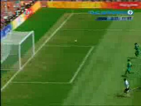 Gol Argentino para la dorada