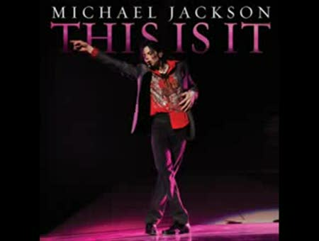 'This is it' de Michael Jackson
