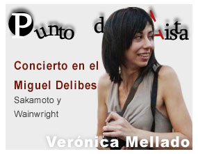 Punto de Vista: Ver&oacute;nica Mellado 18.11.2011