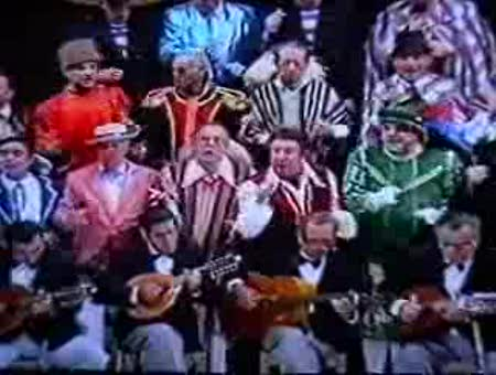 ANTOLOGIA CORO DE PUERTO REAL A&Ntilde;0 1993