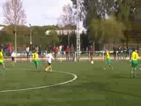 Jornada 10 LIGA 1&ordf; provincial Benjam&iacute;n 7 Grupo 1&ordm;